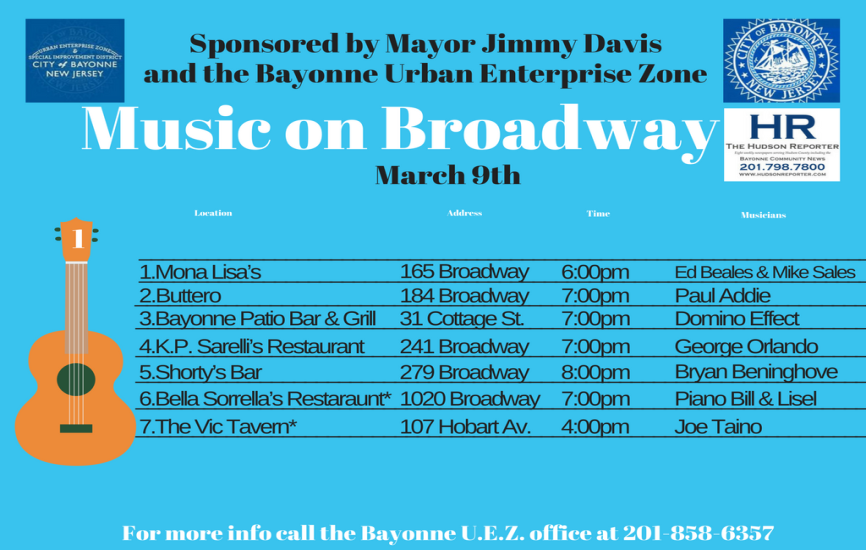 Music on Broadway